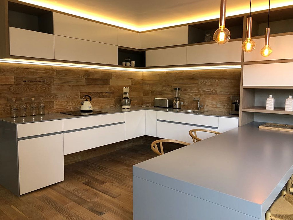 Lujo Buenos Diseños Modulares De Cocina Embellecimiento - Ideas para ...