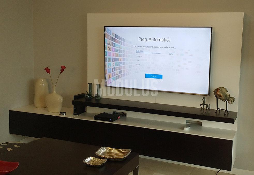 Mueble moderno para tv fabulous resultado de imagen de for Muebles baratos alfafar