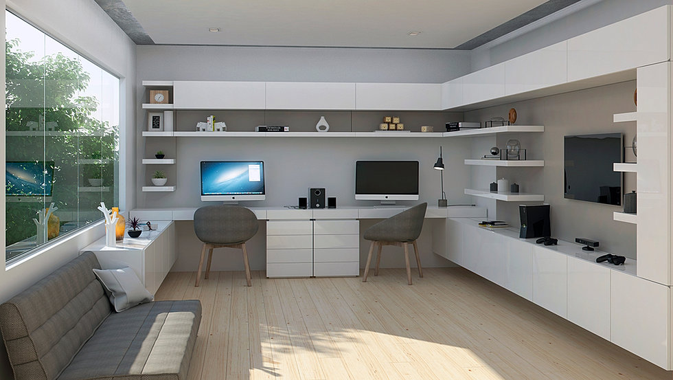 Modulus muebles contempor neos buenos aires for Muebles de oficina modernos buenos aires