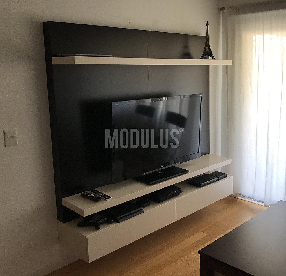 Modulus muebles de dise o contemporaneo nuestros trabajos for Muebles para tv contemporaneos