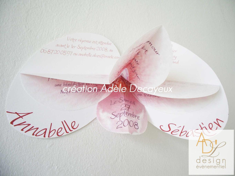 Gut bekannt adeledecayeux adldesign création de décoration originale mariage  EQ17