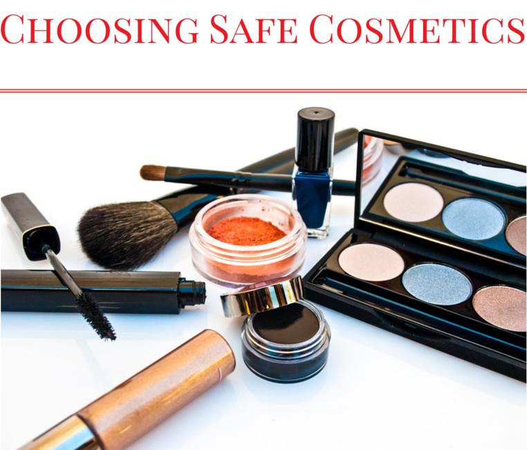 Choosing Safe Cosmetics Dangerous Chemicals Makeup