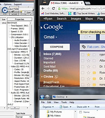How to Split Your Desktop Into Two ?