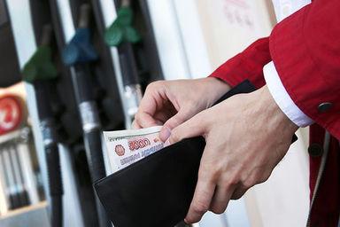 Цены на АЗС по России - Цены на топливо в России
