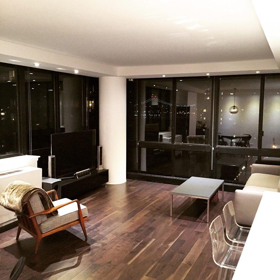 Mood Lighting Living Room 245 E93rd St Manhattan Luxury Condo 360interiorconcept