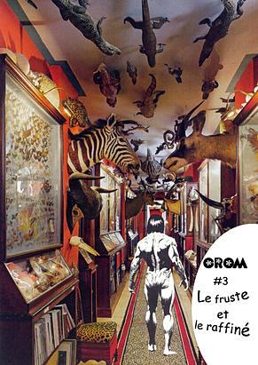 Crom, c'est un dieu. C'est aussi un fanzine qui relate les péripéties de Conan le Barbare dans un pays qui ressemble à la France.