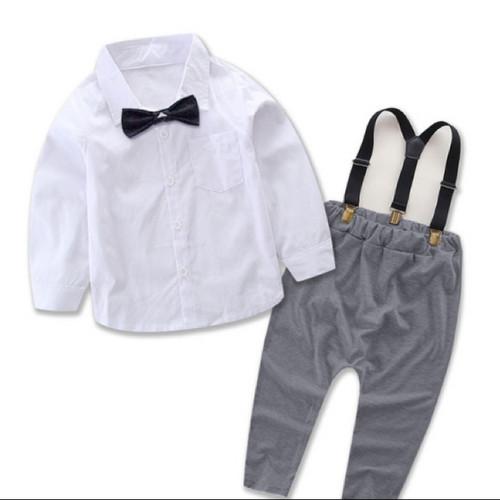 jakkesæt til børn str 86