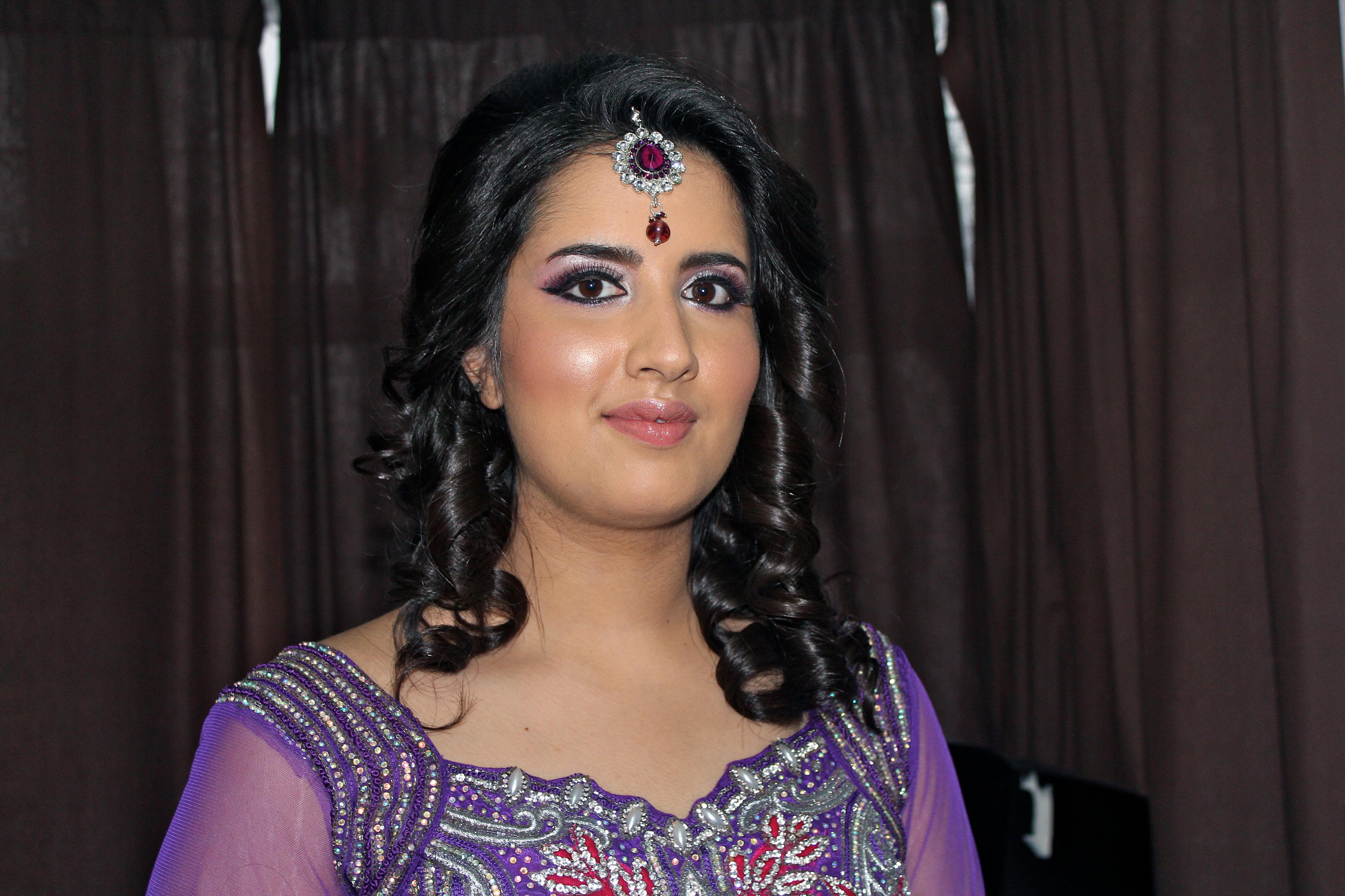 Asian Bridal Makeup Artist London | bridal hair makeup ...