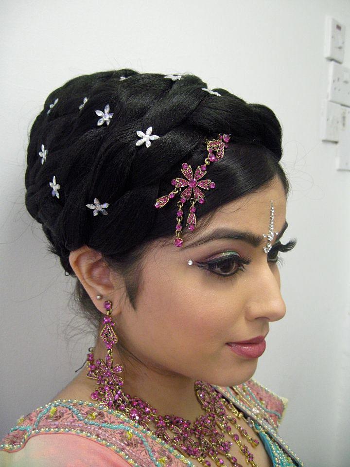 Asian Bridal Makeup Artist London | wedding Hair and Makeup
