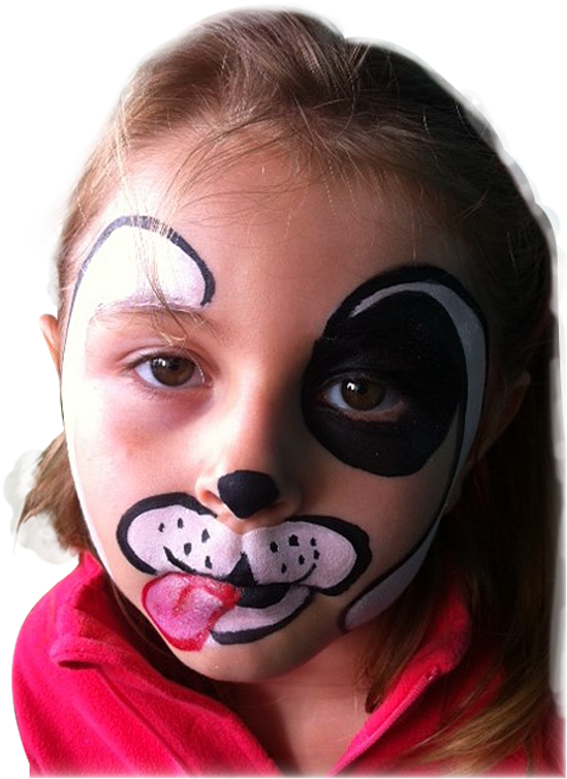Maquillage enfant - Maquillage chat fille ...