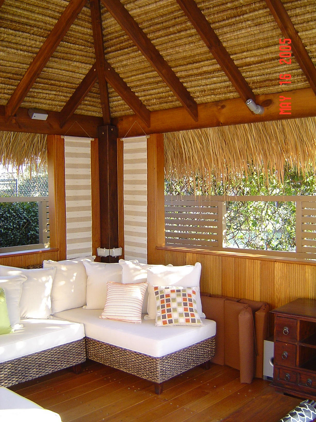 Pavillon 3 5x3 5 Wasserdicht Luxus Pavillon Gartenzelt Partyzelt Zelt Aus Metall Outsunny
