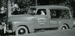 Barr Bike Truck