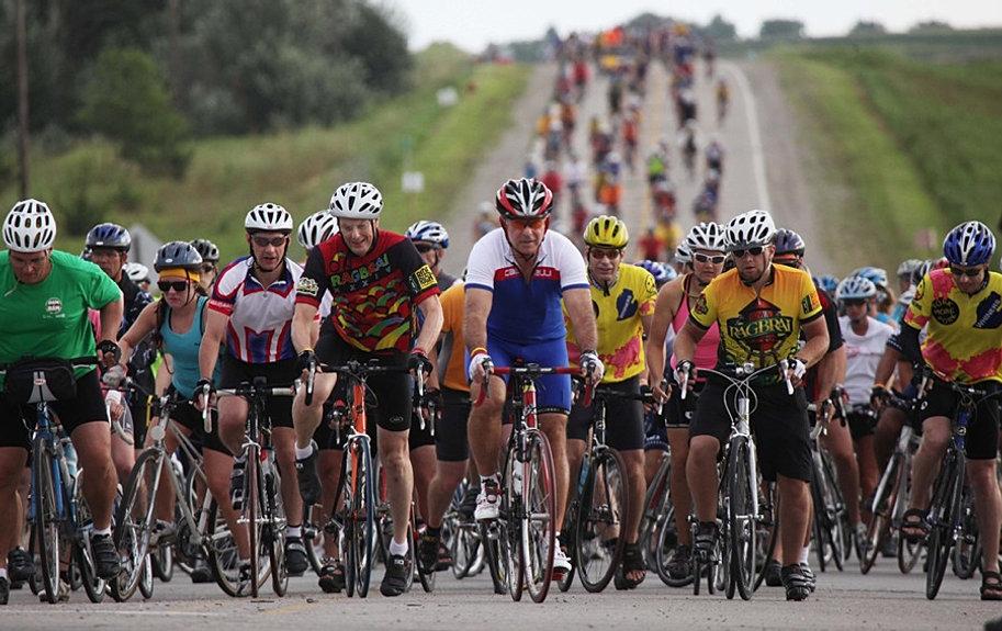 Bikes Shops In Des Moines Ia The Big Ride in Iowa