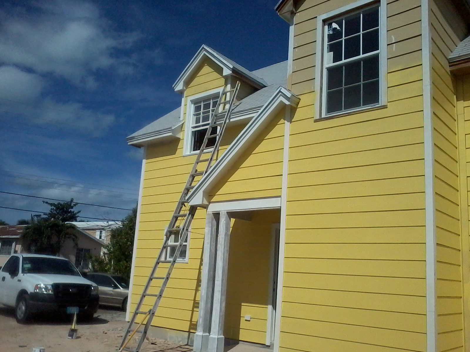 J m maintenance renovations exterior painting - Exterior paint jobs model ...