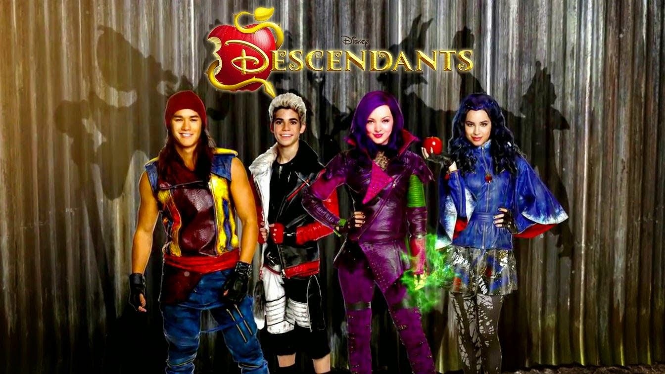 Descendientes Causa Furor En Latinoamerica Disney Channelsite