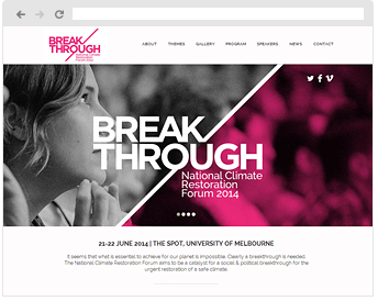 Breakthrough 2014