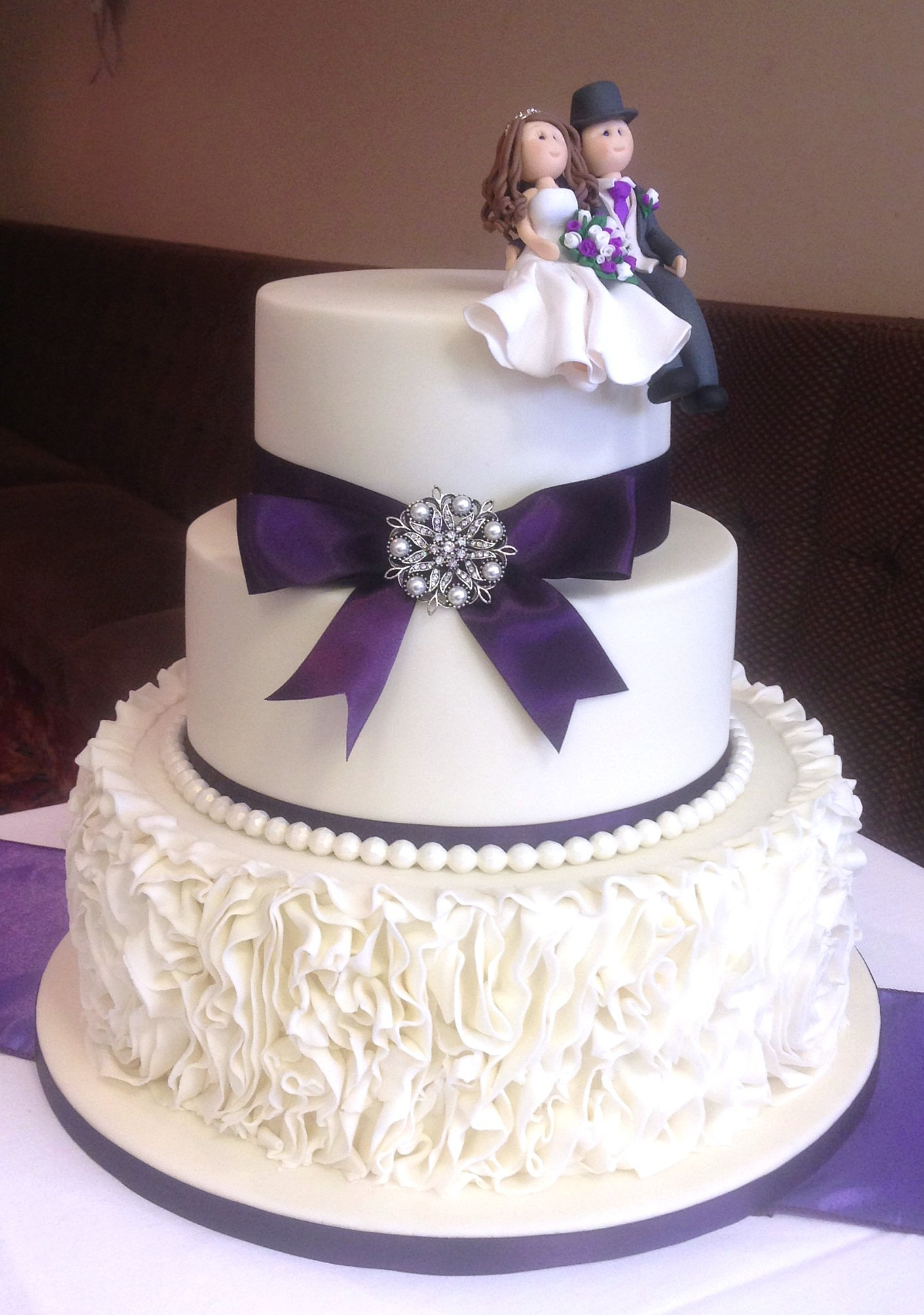 Wedding Cakes In Cornwall