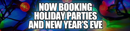 Book your holiday parties at Off The Hook Comedy Club
