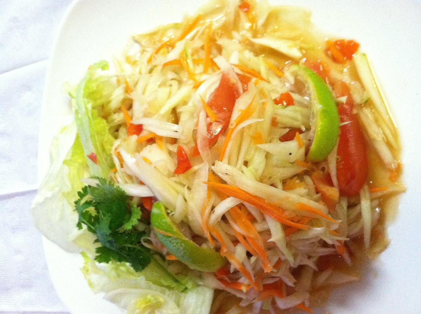 Amarin thai cuisine for Amarin thai cuisine menu