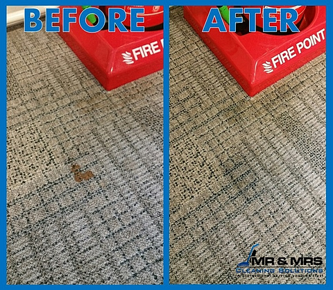 how to clean slime off carpet