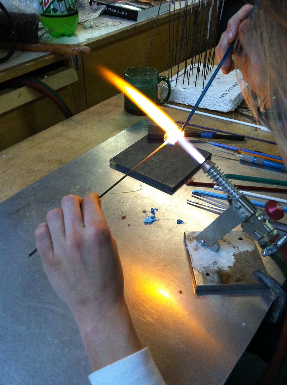 Torchworking classes in Denver