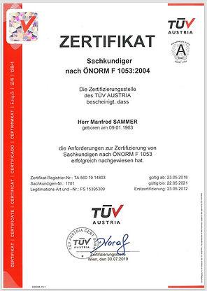 Zertifikant Manfred Tüv.jpg