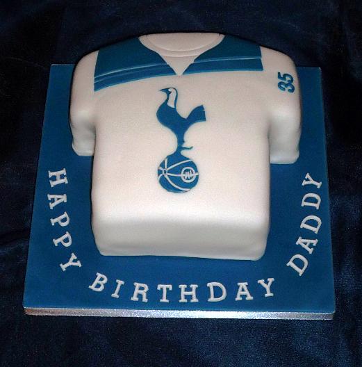 Images Of Tottenham Hotspur Cakes
