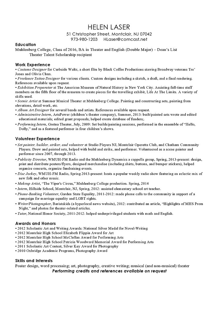 Resume Writing Service   Executive Resumes   Resume Expert   RH     nkpphome gq