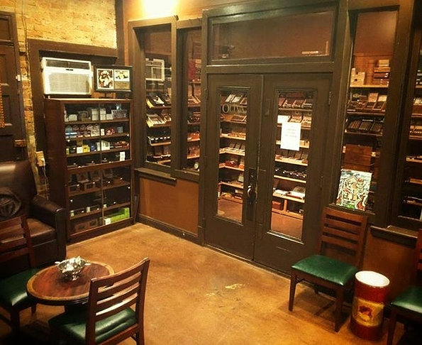 LARGEST WALK IN HUMIDOR