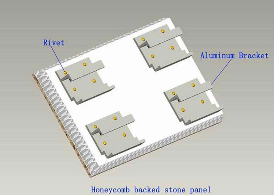 Stonescreen Lite Lightweight Stone Faced Honeycom Cladding