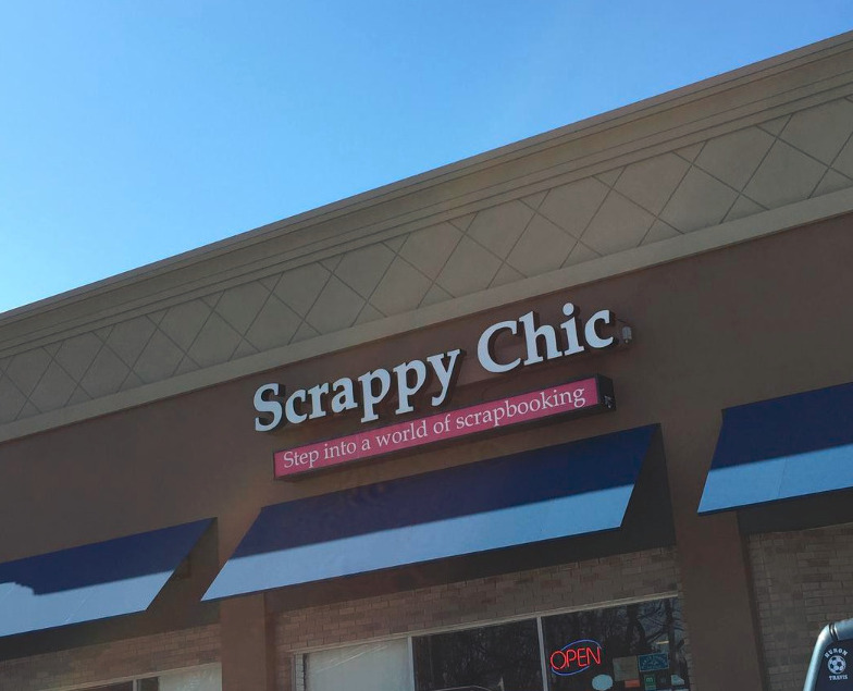 Scrappy Chic