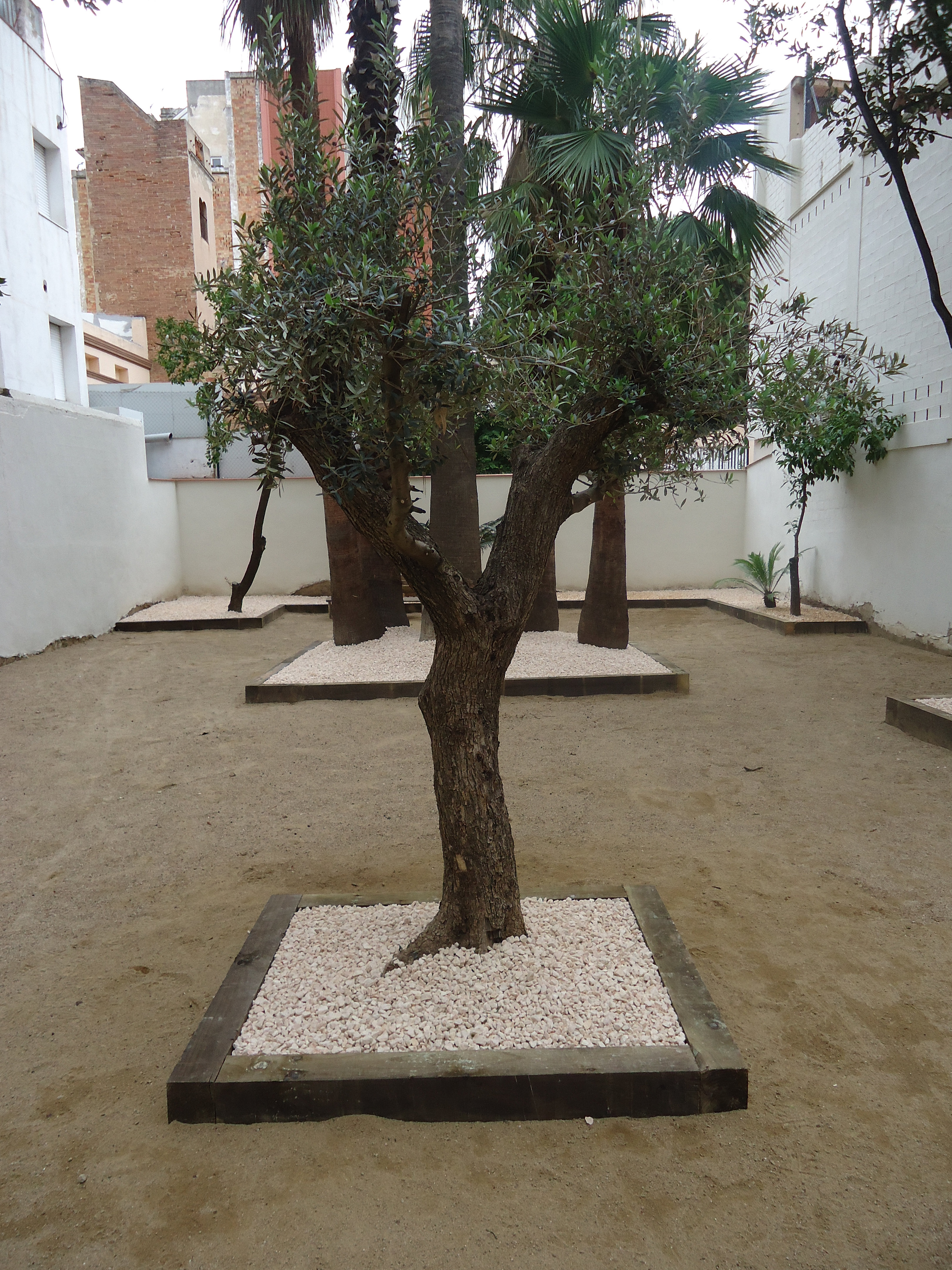 dise o de jardines en barcelona