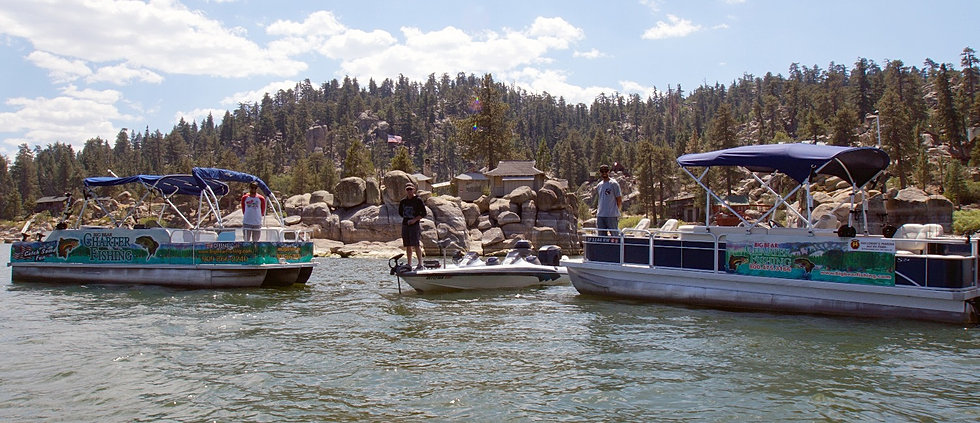 We Are Open For The 2016 Season Big Bear Charter