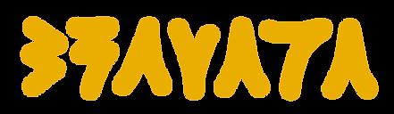 Bravata Text Logo Salon Mill Creek