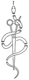 Bravata Beauty Scissors