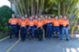 Lever Team Photo