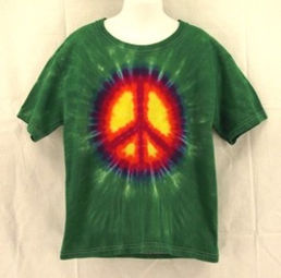 Kids Rainbow Peace on Green.jpg