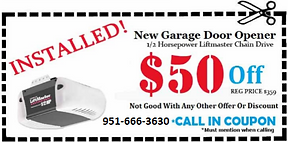 Garage Door Opener Installation In Reiverside Ca, Liftmaster Opener  Installation, Riverside Garage Door Opener