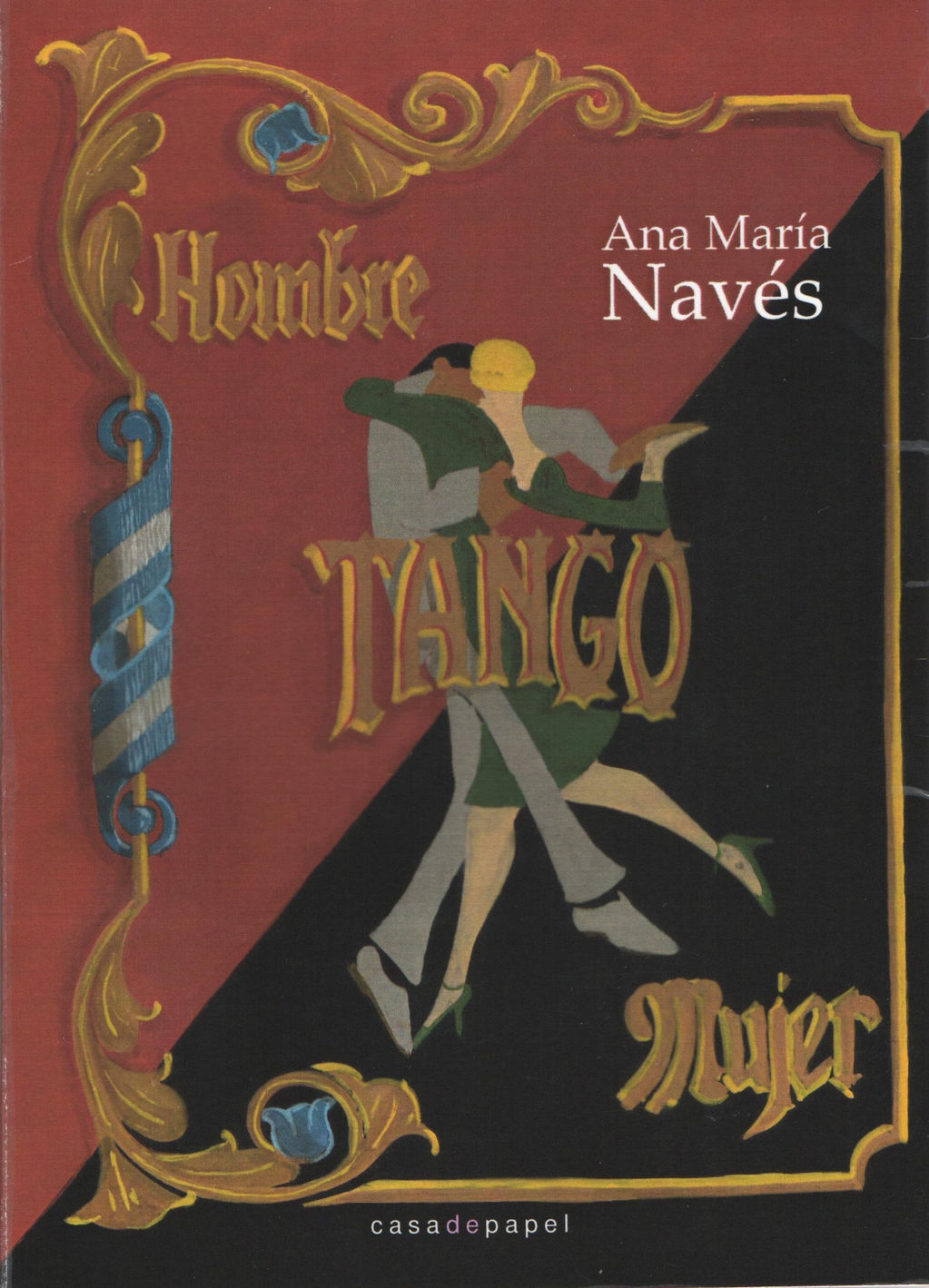 Hombre Tango Mujer