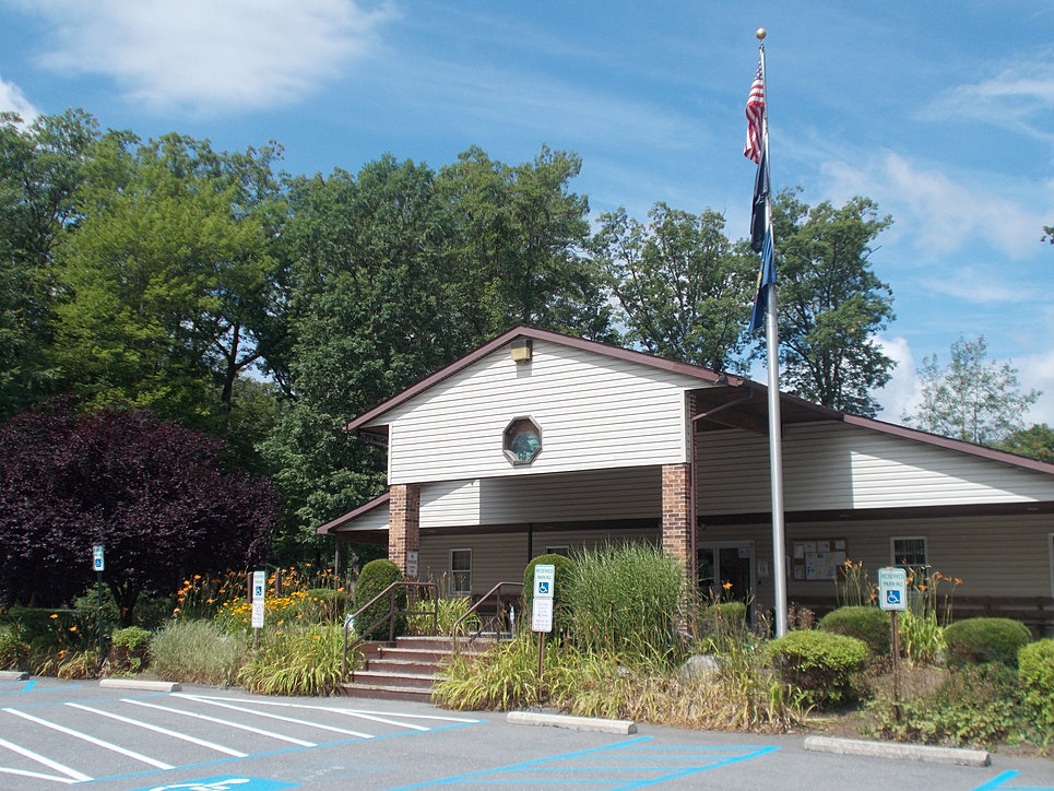 Chestnuthill Township Park Building