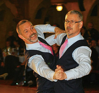 Houston Gay Wedding Dance Lessons TX