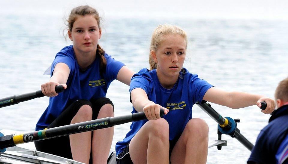 Hexham Rowing Club/juniors