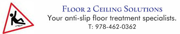 cost-effective, affordable anti-slip floor treatment