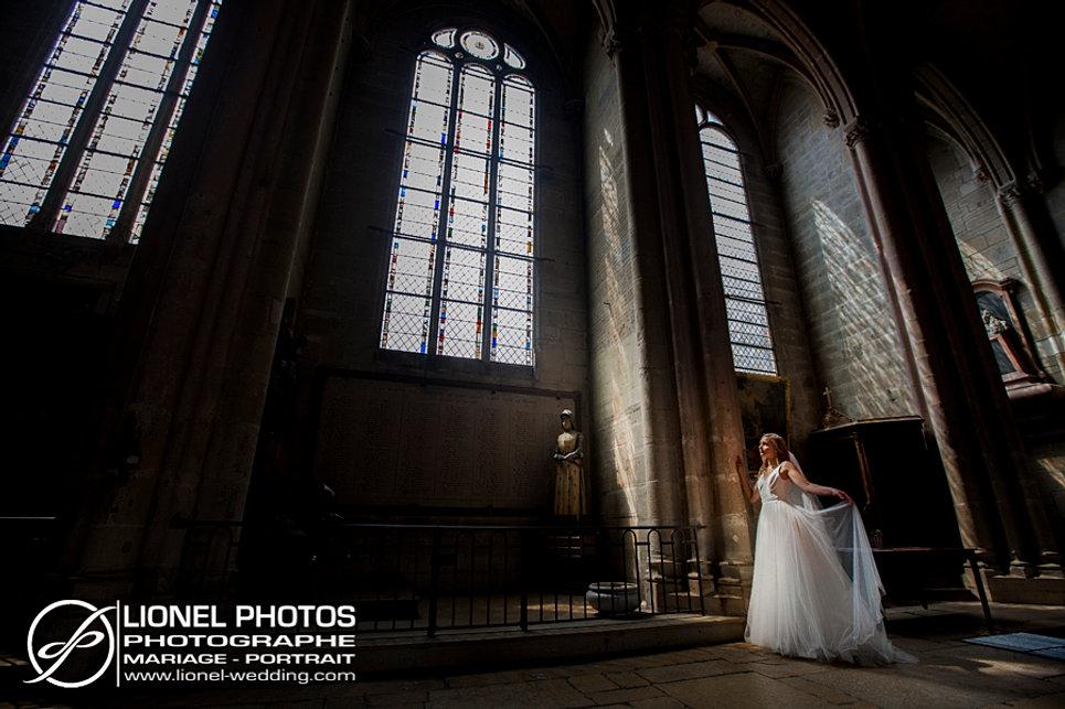 portait de la marie - Chateau De Saulon Mariage