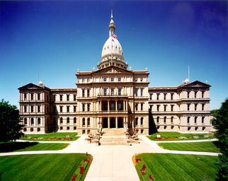 Michigan US Senate Survey political polling