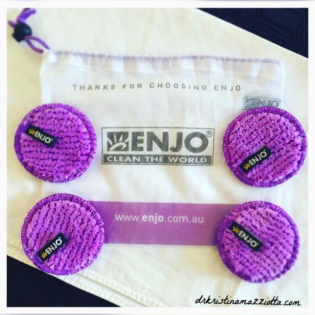 Wash Enjo Cloths: Dr Kristina Mazziotta