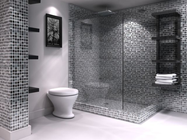A Z Glass Designs Aluminum Frames Shower Doors Stone Front Showers
