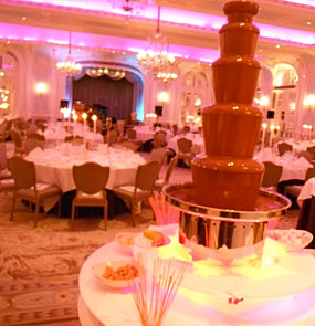 norfolk chocolate fountain hire