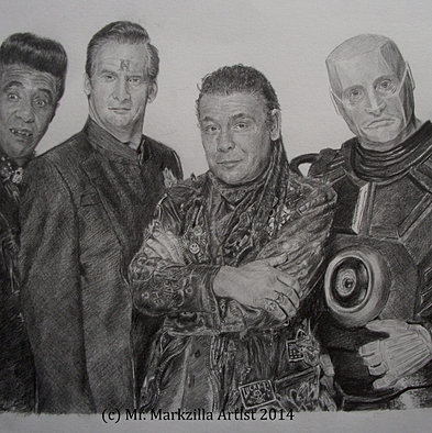 red dwarf cast list - photo #13