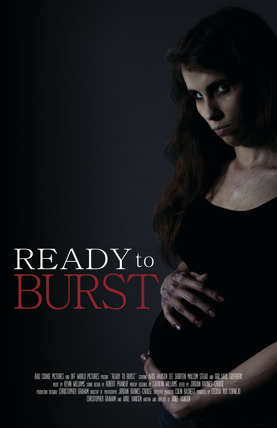 Poster for Ready to Burst